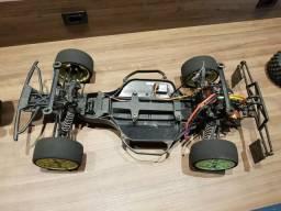 Automodelo HPI Blitz 1/10 + Motor e Esc