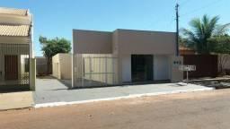 Casa com salao comercial em Rondonopolis-MT