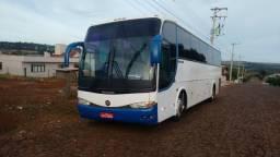 Ônibus Marcopolo 1050 motor traseiro - 2002