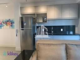 Apartamento para alugar com 1 dormitórios em Itaim bibi, São paulo cod:4174