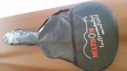 Violão Novo Memphis AC-60 elétrico