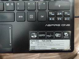 Notebook Acer Aspire One 11'