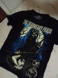 Camisetas de banda de Rock