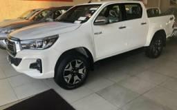 Toyota Hilux Srx 19/19 - 2019
