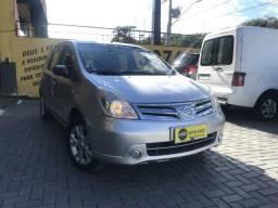 NISSAN LIVINA S 1.8 16V FLEX AUT. 2013 - 2013