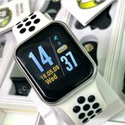 Relógio Smart Branco com pulseira removível
