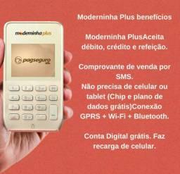 Moderninha plus, pronta entrega