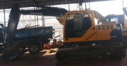 Vendo Escavadeira Volvo EC140BLC