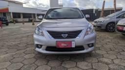Nissan versa 2012/2013 1.6 16v flex sl 4p manual - 2013