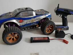 Carrinhos RC elétricos Monster Trucks