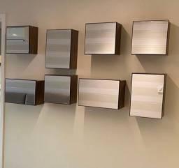 Vende-se 8 nichos espelhados