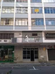 Apartamento com 1 quarto para alugar, 40 m² por R$ 650/mês - Centro - Juiz de Fora/MG