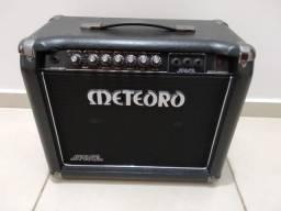Caixa cubo amplificador Meteoro Space 50W
