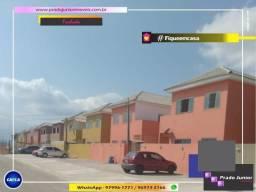 Fanchen Lindas Casas, 2 quartos e até 2 vagas de garagem