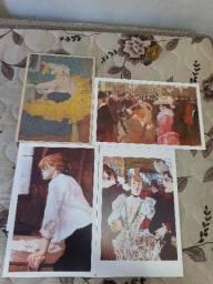 Título do anúncio: Coleção Telas Famosas de Toulouse-Lautrec
