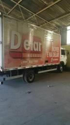 Baú p/ caminhão 5,50x2,20x2,40m