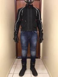 Conjunto para Motociclista Completo