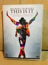DVD original Michael Jackson