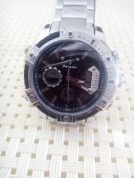 Relógio pointer analógico e digital 100% funcional