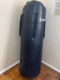 Saco de box pancada