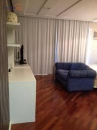 Apartamento com 1 dormitório para alugar, 47 m² por R$ 1.800/mês - Parque Residencial Aqua