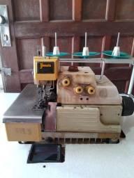 Máquina de Overlock Yamata