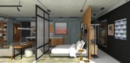 Apartamento à venda com 1 dormitórios em Coqueiros, Florianópolis cod:LIV-7009
