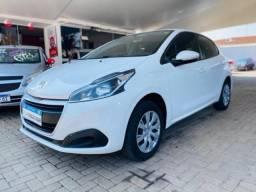 Peugeot active 2018 c/ 24 mil km 1.2 12v flex 4p manual