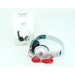 Fone Original Altomex A-567 Com Fio Headphone Barato Com Fio