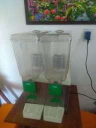 Refresqueira ibbl 2 cubas 15 litros
