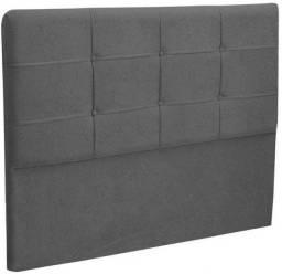 Cabeceira Casal Cama Box 1,40m London 3 cores disponíveis