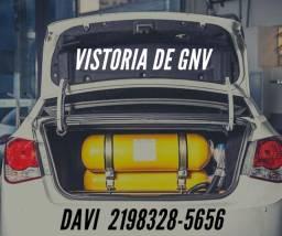 Inspeção GNV