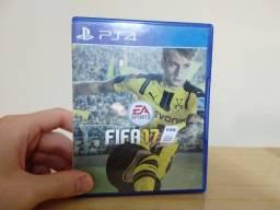 Jogo FIFA 17 - Playstation 4
