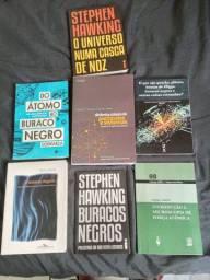 Livros Básicos e Avançados Para Física
