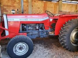 Trator Massey 265 Agrícola