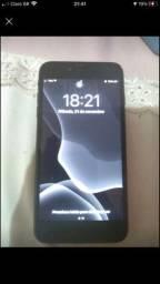 iPhone 7 Plus 128gb ler descrição