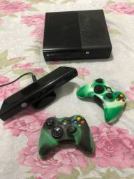 Xbox 360 HD 500Giga 2 controles e Kinect