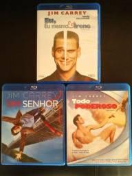 Blu rays Jim Carrey