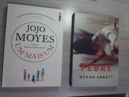 Livros - Um Mais Um e A Febre