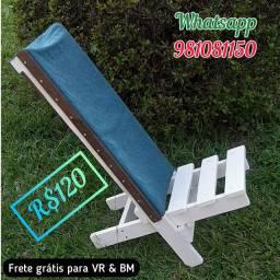 Cadeira de praia e jardim
