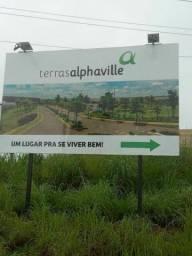 Lote condomínio Terras Alphaville