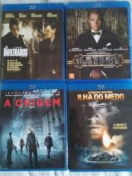 Blu rays Leonardo DiCaprio