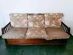Vendo jogo de sofá Gramado 800,00