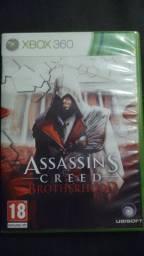 DVD xbox 360. Assassin's creed brotherhood
