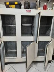 Geladeira industrial 6 portas