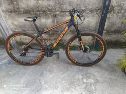 Bike aro 29 com nota fiscal na garantia