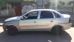 Carro com mecânica ok gás vidro elétrico completo