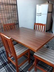 BARBADA mesa com cadeiras