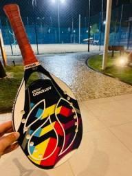 Raquete de beach tennis