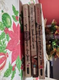 Livros Trilogia Para Todos os Garotos que Já Amei